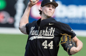 2017 MLB Draft- Kyle Wright
