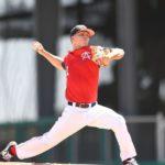 Joseph Charles MLB Draft