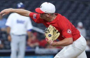 Landon Sims MLB Draft