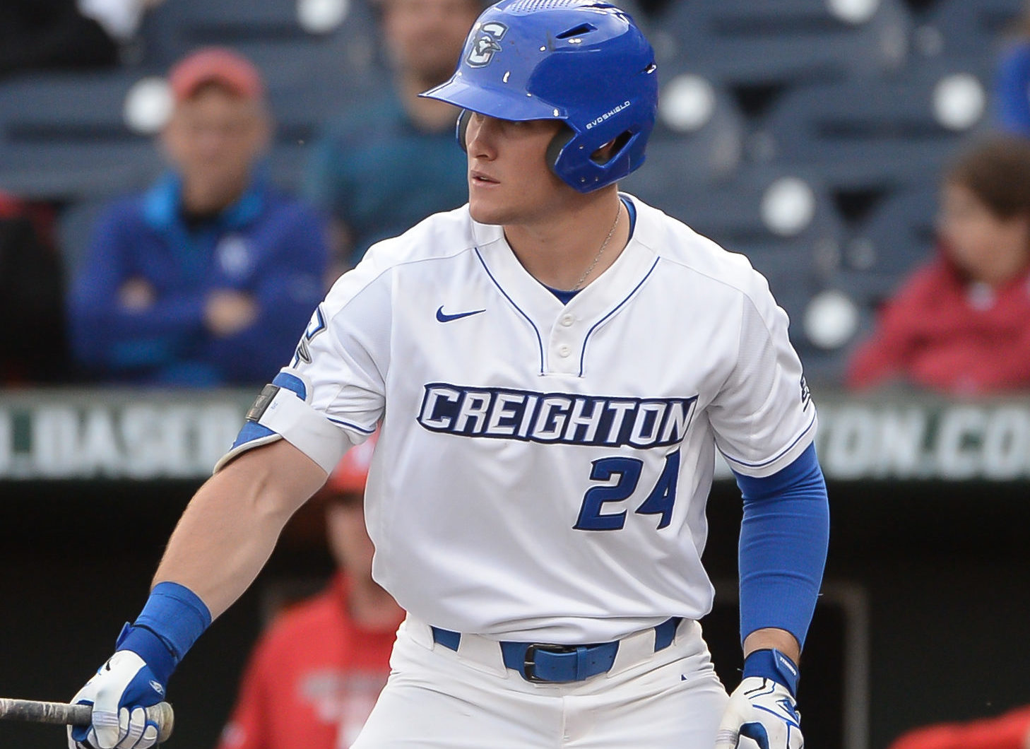 premium selection 2339d 7acd2 Will Robertson key to Creighton's success - The 3rd Man In ...