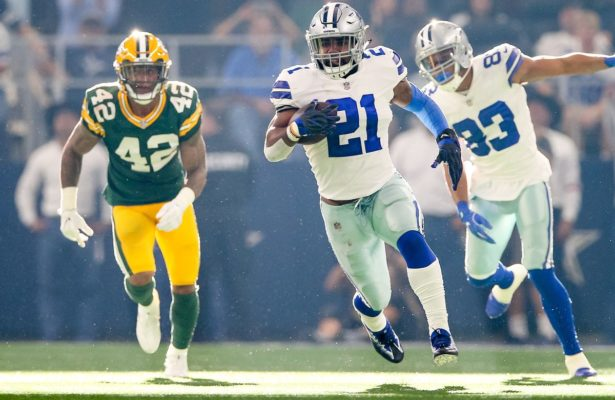 Cowboys Packers