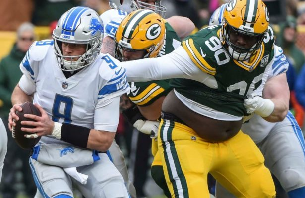 Packers, Lions