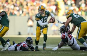 Packers vs Falcons