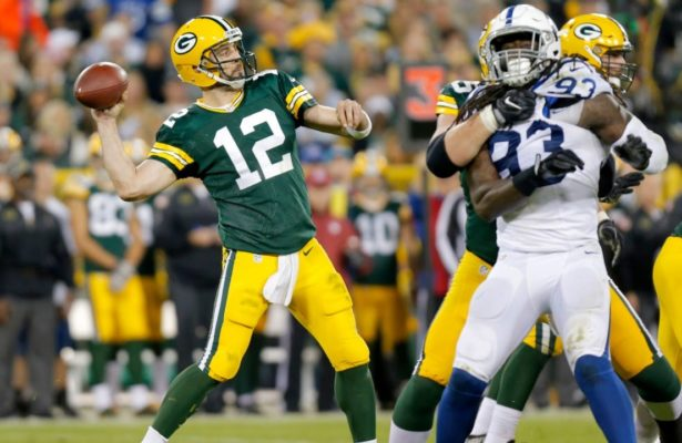 Packers, Colts